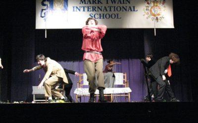 """FOTO: Festivalul de Teatru pentru Copii și Adolescenți """"Mark Twain"""" – ediția a IV-a 2007"""